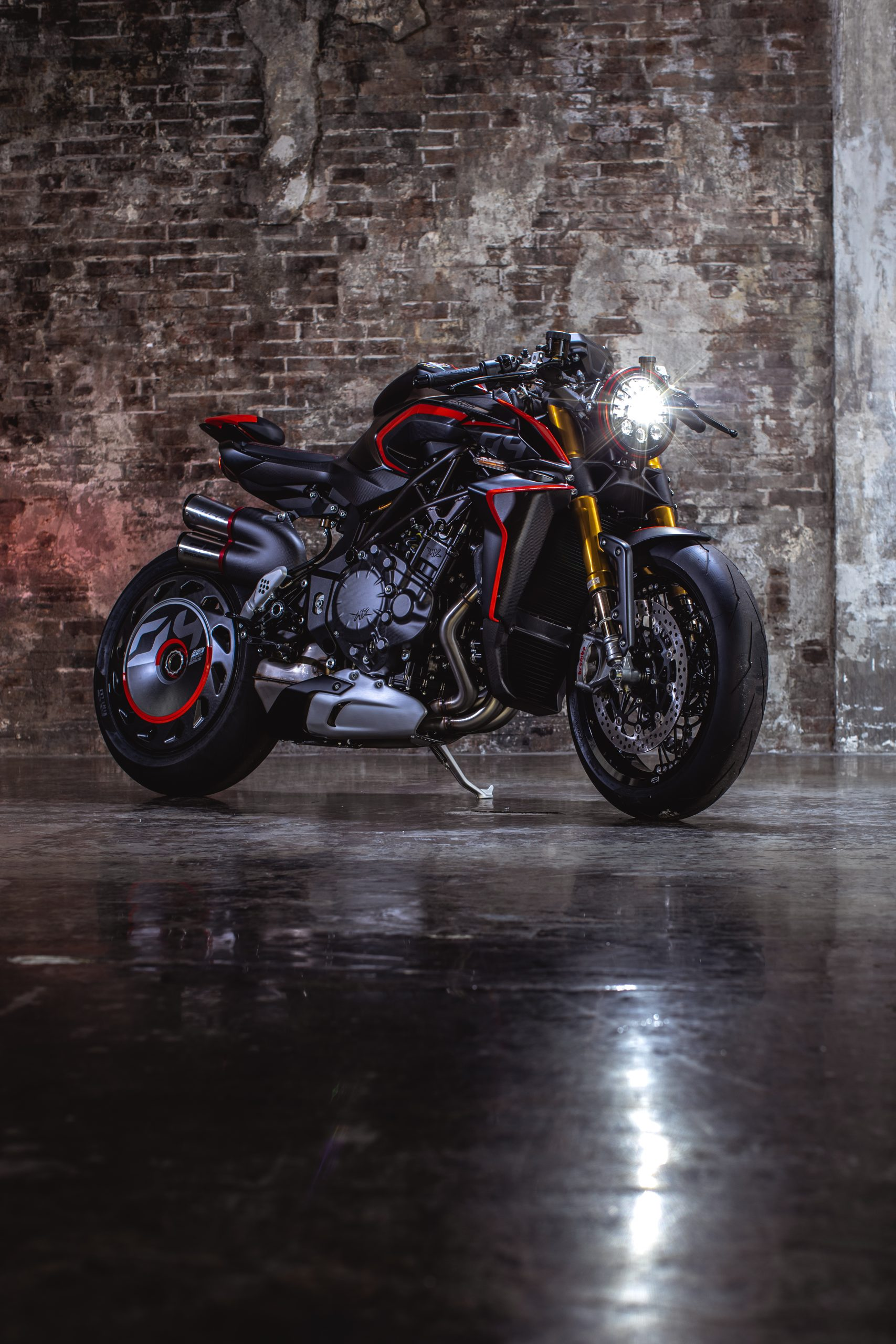 Rush 1000, The Hyper-Naked Motorcycle, By MV Agusta To
